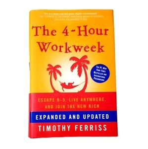 Timothy Ferris - The 4-Hour workweek